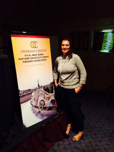 Fertility IVF treatment meeting Ovarian Club Londra
